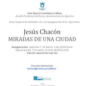 invitacion jesus chacón